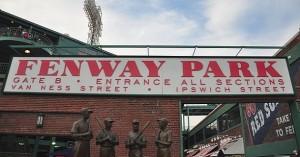 World Series 2013 Fenway Park Boston